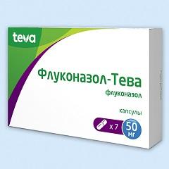 Капсулы Флуконазол-Тева