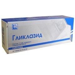 Таблетки Гликлазид