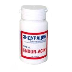 Таблетки пролонгированного действия Эндурацин