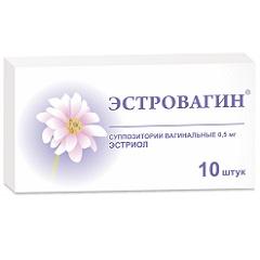 Суппозитории вагинальные Эстровагин