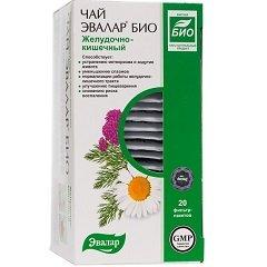 Эвалар БИО чай желудочно-кишечный