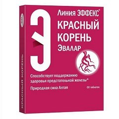 Таблетки Красный корень Эвалар