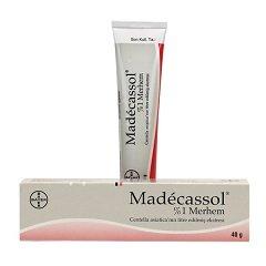 Мазь для наружного применения 1% Мадекассол