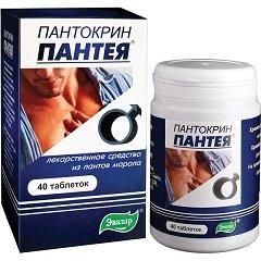 Таблетки Пантокрин Пантея Эвалар