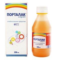 Сироп Порталак