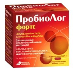 Капсулы ПробиоЛог Форте