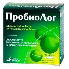 Капсулы ПробиоЛог