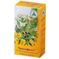 Растительный сбор Проктофитол