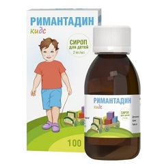 Сироп для детей Римантадин Кидс