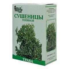 Сырье растительное измельченное Сушеницы топяной трава