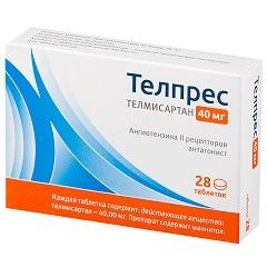 Таблетки Телпрес