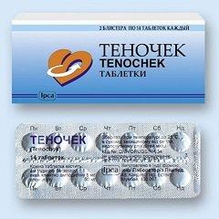 Таблетки Теночек