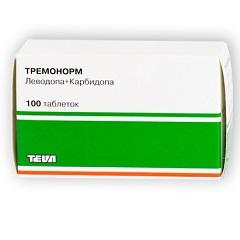 Таблетки Тремонорм