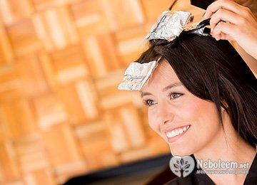 Как правильно покрасить волосы после мелирования