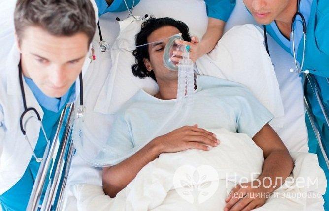 Анафилактический шок требует своевременной и адекватной медицинской помощи