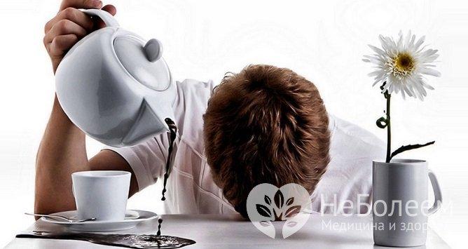 Врачи объясняют синдром хронической усталости действием вируса Эпштейна-Барра