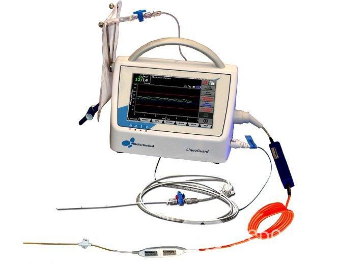 Измерить внутричерепное давление можно лишь с помощью специальных приборов