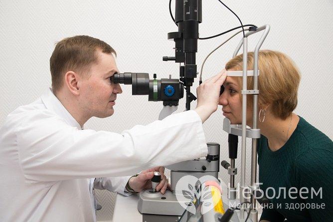 Офтальмоскопия – один из основных методов, позволяющих определить повышенное внутричерепное давление