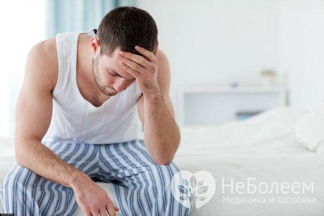 Дисбаланс тиреотропина может стать причиной эректильной дисфункции